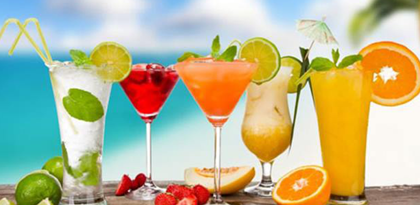 5 Summer drinks to Beat the Heat