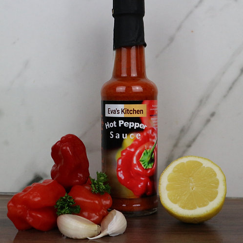 Hot Pepper Sauce 160g
