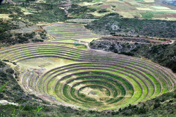 Incan Agricultural Terraces (Moray)
