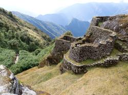 Phuyupatamarca (Inca Trail)
