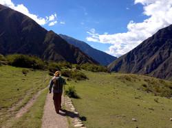 Inca Trail Day 1