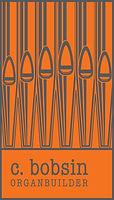 C Bobsin Organs, Organ Service & Tuning, New Pipe Organs & Pipe Additions by Curtis Bobsin