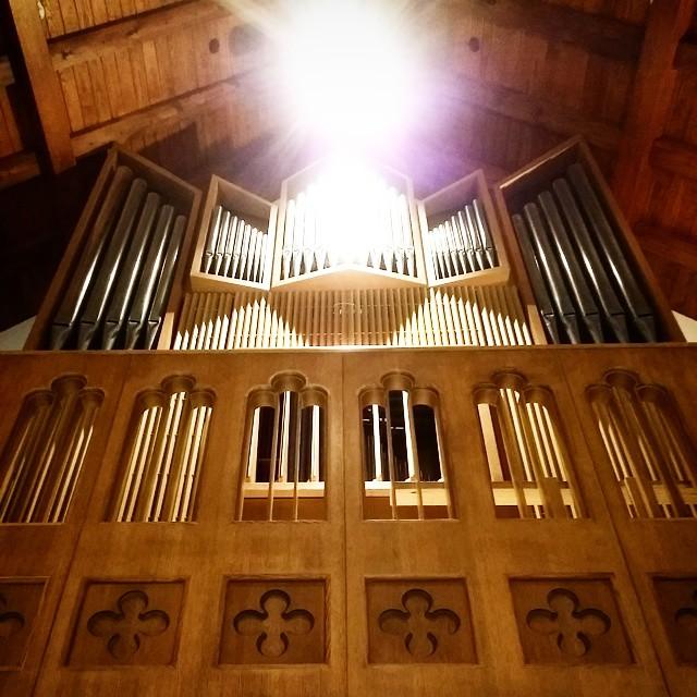 1969 Bosch pipe organ in Houston, TX