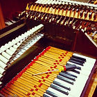 C Bobsin Organs, Organ Service & Tuning, New Pipe Organs & Pipe Additions by Curtis Bobsin