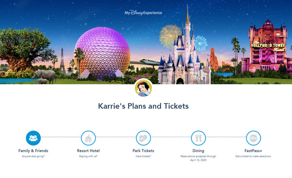 Disney World Planning Guide