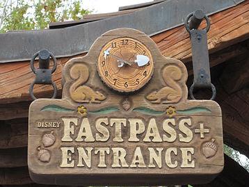 Disney's FastPass system