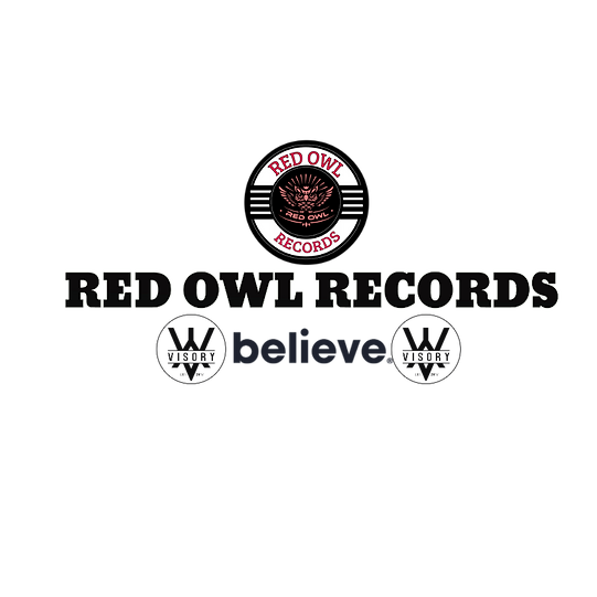 logo red owl - Fatto con PosterMyWall.pn
