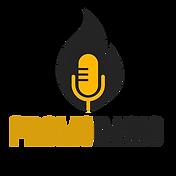 Copia di Radio logo black fame and yello