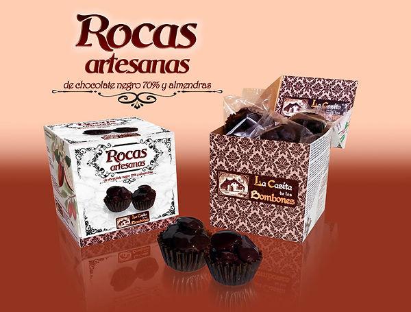 ROCAS ARTESANAS (caja 16 ud.)