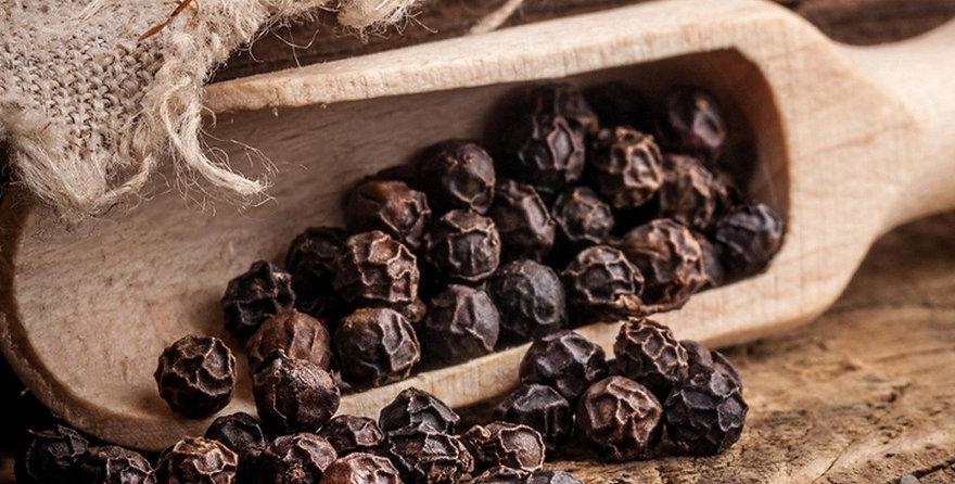 Madagascar Black Peppercorn