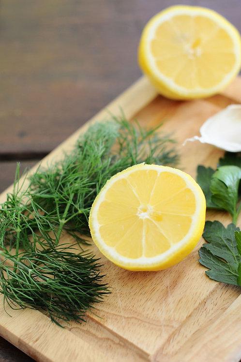Lemon-Dill Olive Oil