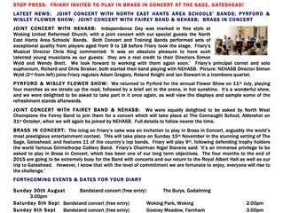 Friary Diary - July 2015