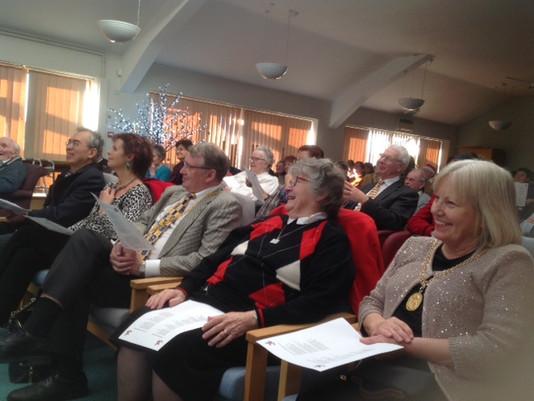 Friary Begins Christmas Concert Season