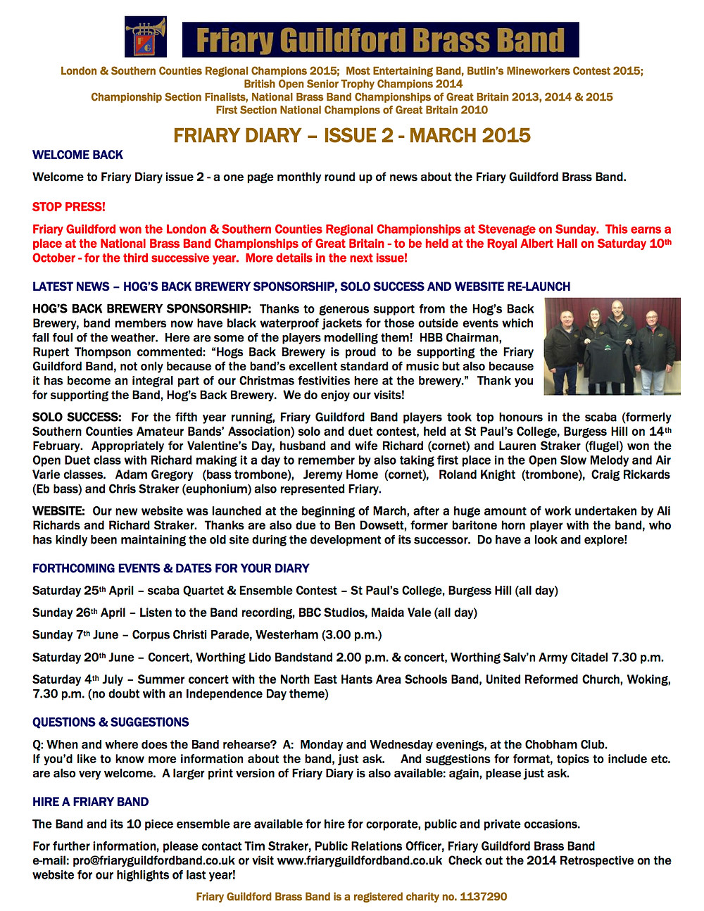 Friary Diary issue 2 March 2015.jpg