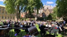 Westminster Sees Concert Return for Friary