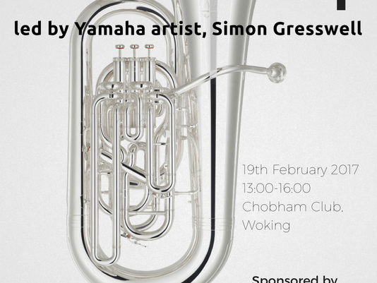 Calling all bass players: Friary to host workshop with Simon Gresswell