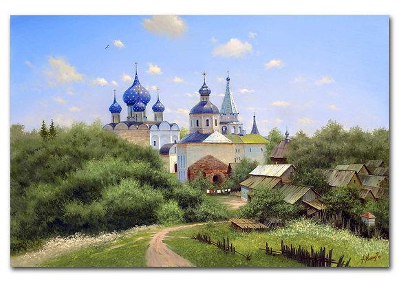 """""""В окрестностях Суздаля"""""""