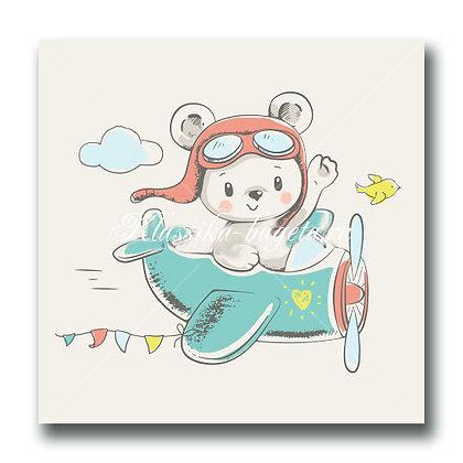 Постер для детской_№23