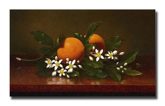 "Картина Хед М._""Два апельсина"""
