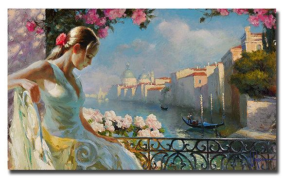 """Картина """"Венецианский мотив"""""""