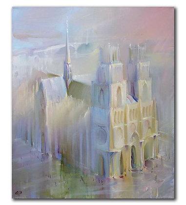 """""""La cathedrale Sainte-Croix (Orleans)"""""""