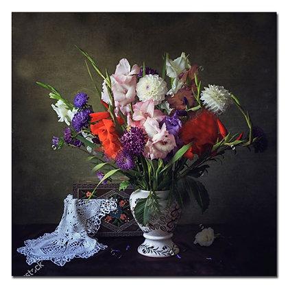 Картина_Цветы 13