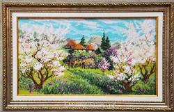 №14 Цветущий сад_Бобейко Е.