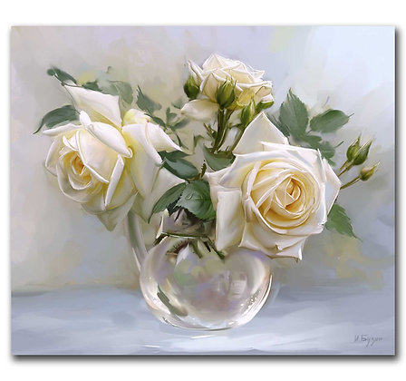 """""""Белые розы"""""""