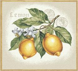 Гобелен_Цветущий лимон_50х50