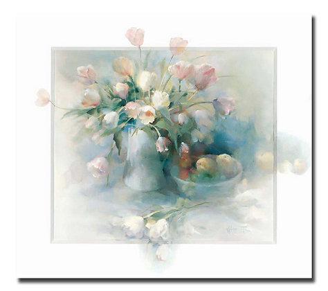 """Картина """"Первые тюльпаны"""""""
