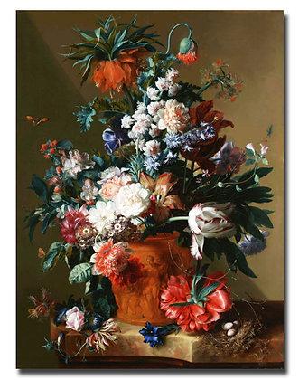 """Хейсум Я., """"Цветы в вазе"""""""