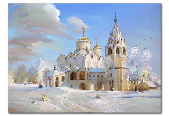 """""""Суздаль. Покровский собор"""""""