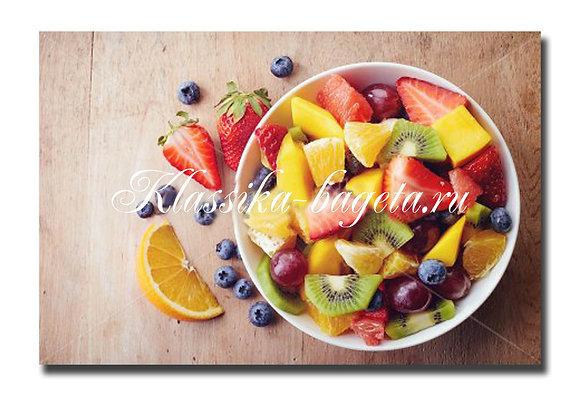"""Тарелка с фруктами"""