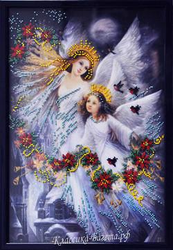 №23 Ангелы_Икшикеева С.