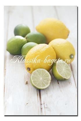 """""""Лимон и лайм"""""""