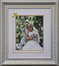Оформление свадебного фото