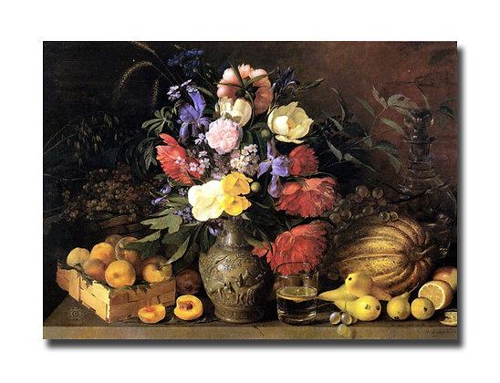 """Хруцкий И. """"Цветы и плоды"""""""