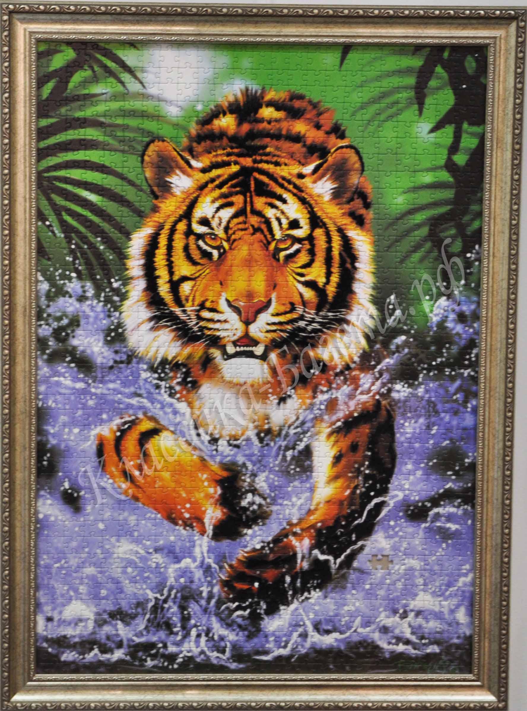 """Пазл """"Тигр"""""""