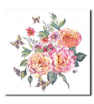 Картина_Цветы 4