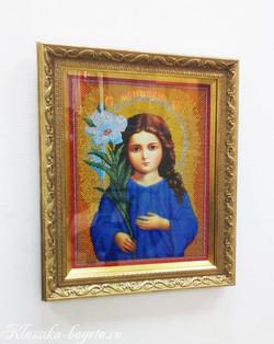 """Икона """"Святая Богородица"""""""