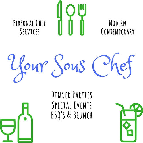 Your Sous Chef Tee