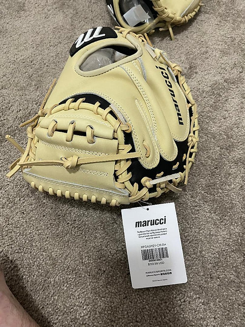 Marucci Ascension Series Catcher's Glove for Right Handed Thrower