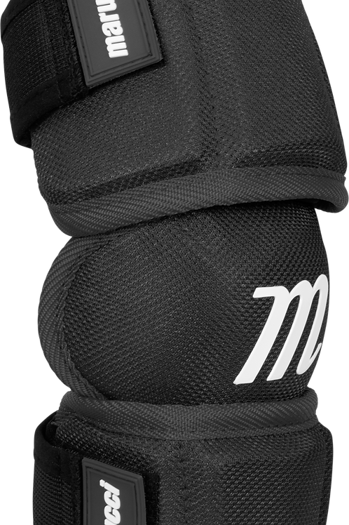 2021 FULL COVERAGE ELBOW GUARD BLACK