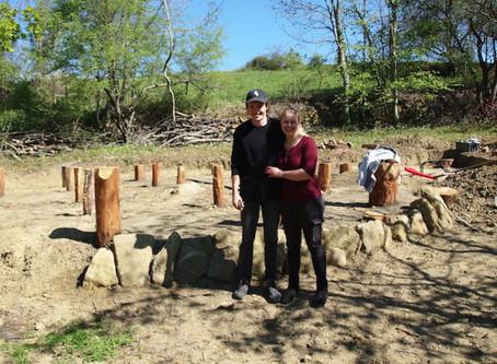 Nell & Nathan : un projet de yourte sur la corniche