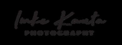 Imke Kauta Photography_font logo A_black