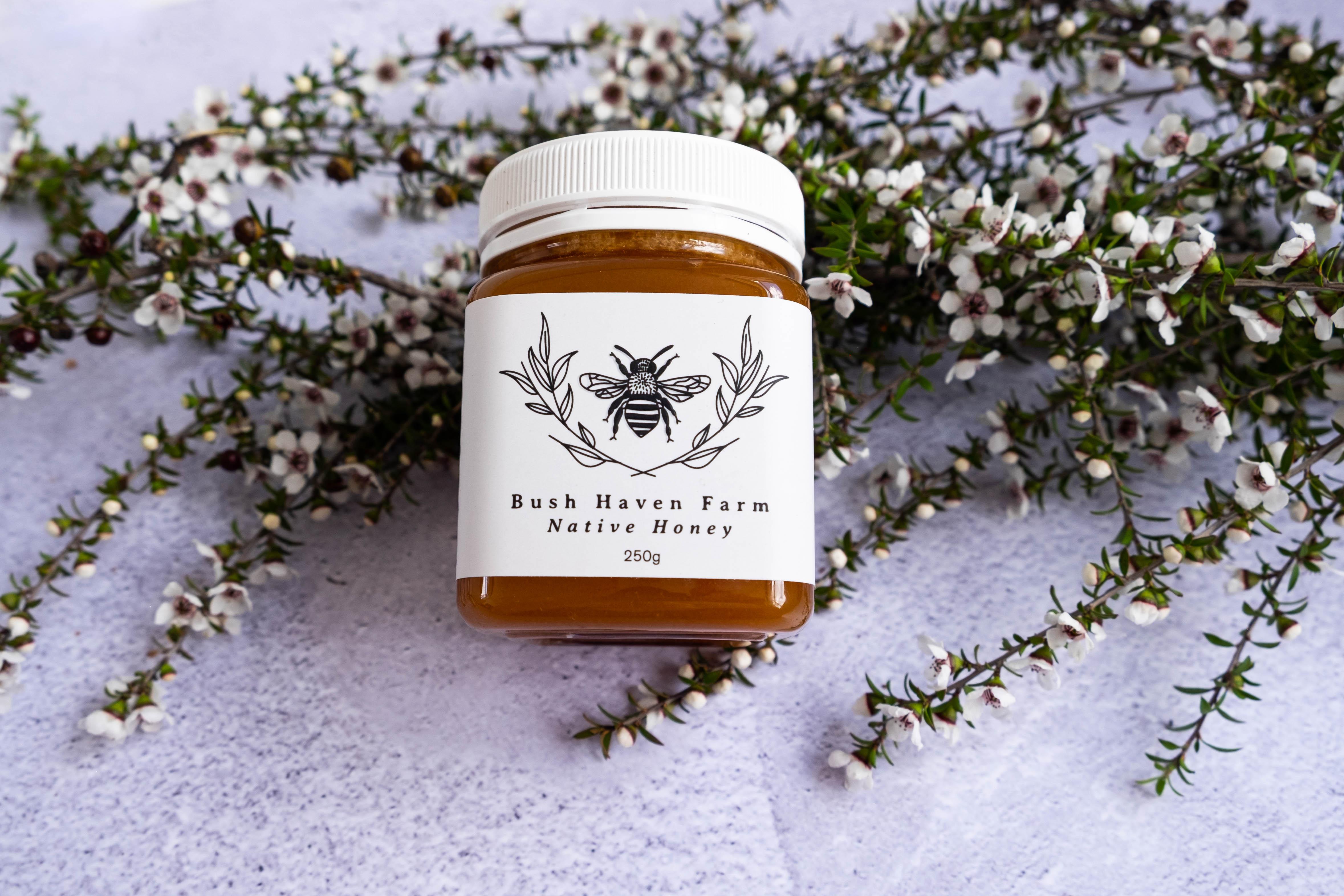 Bush Haven Farm Honey