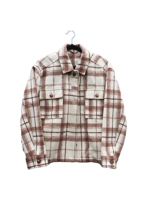 Jacket Oversized Checked