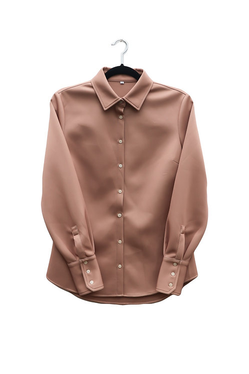 Blouse champagne