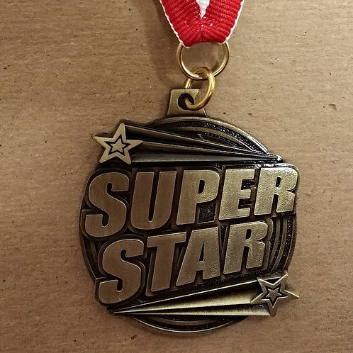 JV SuperStar Neck Pendant D