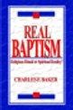 Real Baptism - Religious Ritual or Spiritual Reality